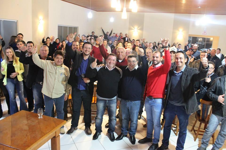 Michele Caputo reúne lideranças do Norte Pioneiro