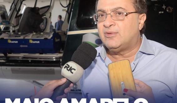 Michele Caputo: Maio Amarelo