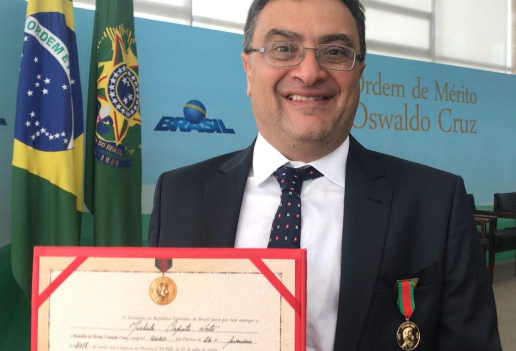 Medalha de Mérito Oswaldo Cruz