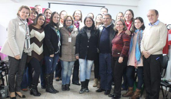 Michele Caputo visita Hospital do Idoso e garante apoio à região do Pinheirinho