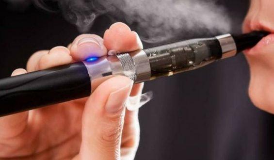 Muito cuidado com o cigarro eletrônico