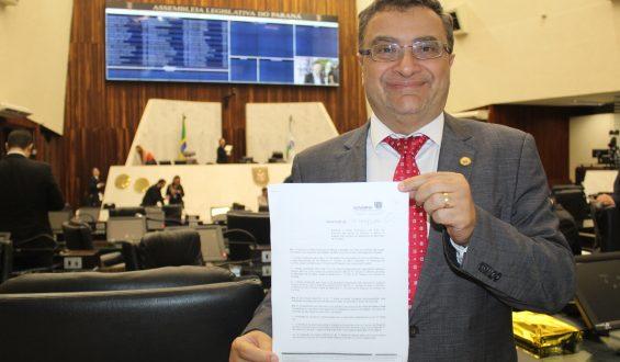 Caputo destaca cessão de terreno para construção do Bairro Novo da Caximba