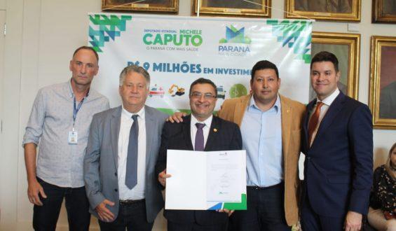 Deputado Michele Caputo garante  parque esportivo para a Lapa
