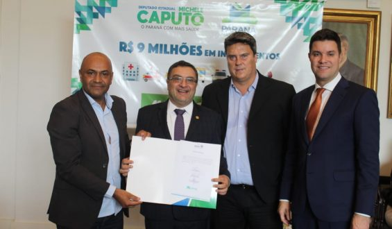 Deputado Michele Caputo garante  van para transporte de pacientes para Loanda