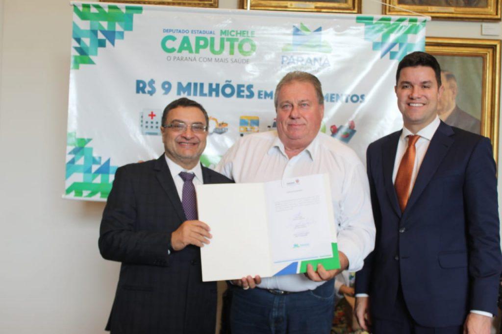Contenda vai ganhar nova academia ao ar livre com recurso viabilizado por Caputo