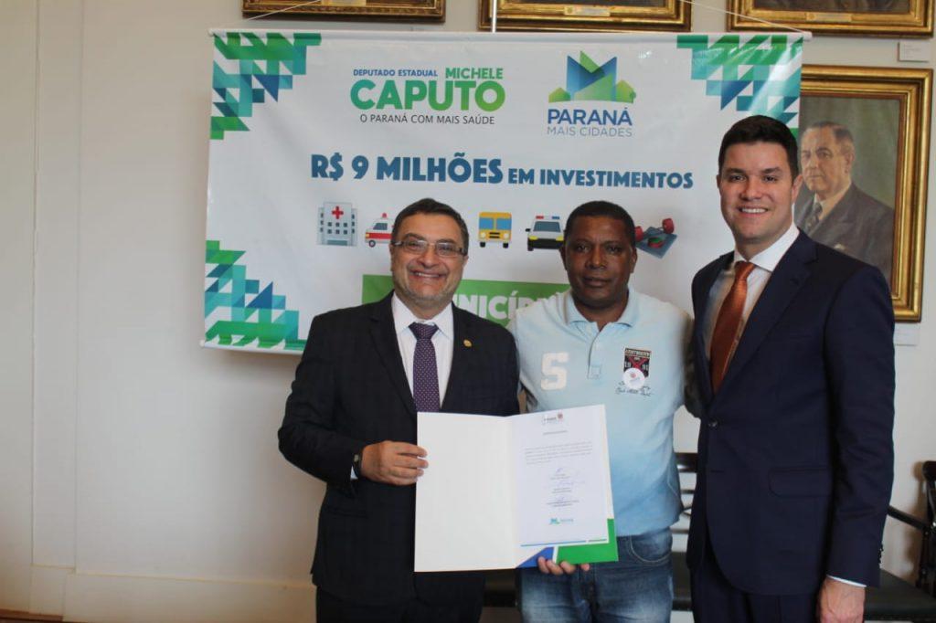 Paranavaí tem investimento indicado por Caputo para compra de van para a Saúde
