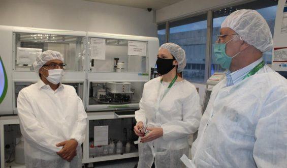 Disparada de casos de covid-19 leva IBMP a dobrar número de testesRT/PCR, adianta Michele Caputo