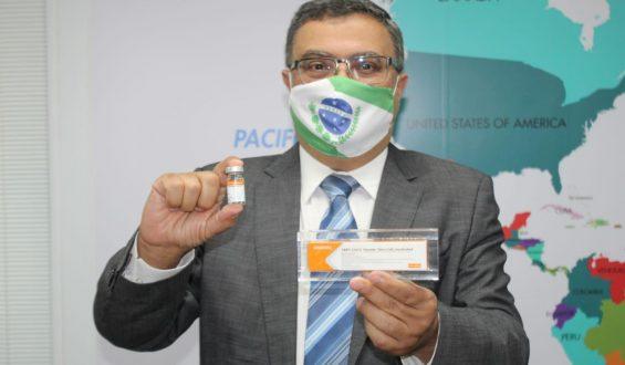 Caputo defende que vacinas contra a covid-19 sejam disponibilizadas prioritariamente na rede pública