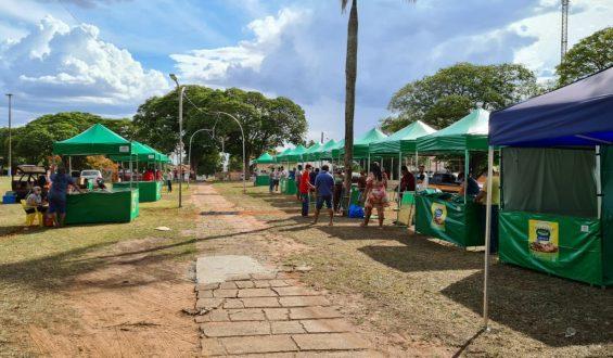 Com recurso garantido após indicação de Michele Caputo, Amaporã ganha feira de produtores locais