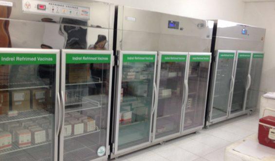 Paraná vai receber R$ 2,4 milhões para rede de frios da vacinação contra covid