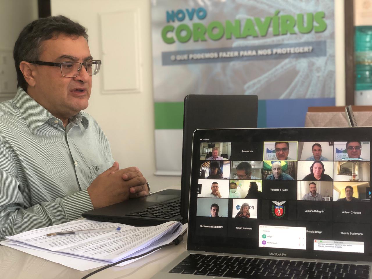 Frente Parlamentar destaca intenção de compra de vacinas pelo Paraná