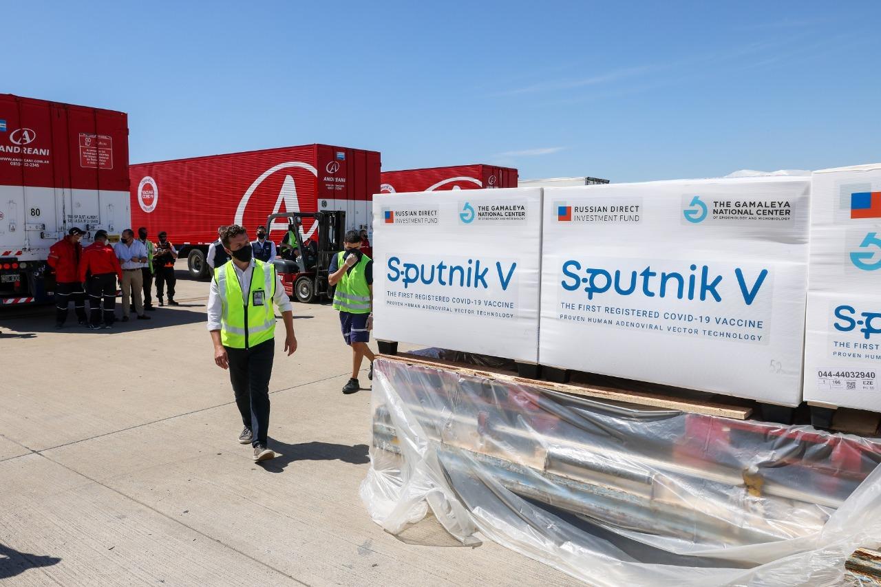 Paraná tem contrato para comprar 10 milhões de doses da Sputnik V