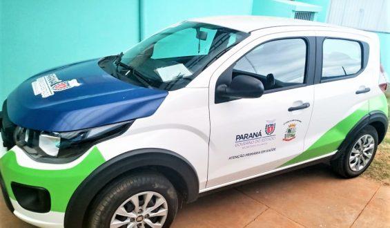 Guapirama recebe veículo para a Saúde por indicação do deputado Caputo